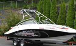 2008 SeaDoo Challenger 230 Wake Edition 430 HP