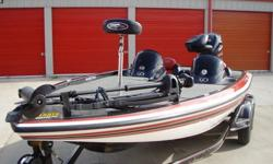 2008 Skeeter 21i Dual Console Boat