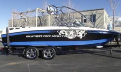 2008 Super Air Nautique 230 Team Edition