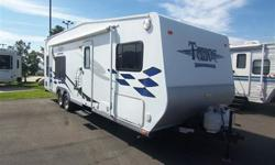 2008 Thor Tahoe Travel Trailer Toyhauler