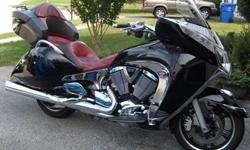 2008 Victory Vision Premium Touring `Delivery Worldwide`