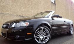 2009 Audi A4 Quattro 2.0T SPECIAL EDITION PACKAGE
