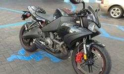 2009 BUELL 1125 CR Original