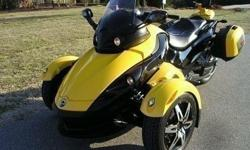 2009 Can-Am Spyder.....2009 Can-Am Spyder