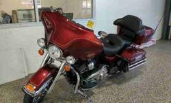 2009 Harley Davidson Electra Glide Classic