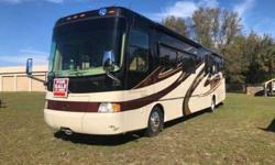 2009 Holiday Rambler Endeavor 41SKQ (in FL)