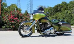 2009 Junk Yard Customs Harley Davidson Street Glide