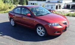 2009 Mazda MAZDA3 4dr Sdn Auto i Touring Value