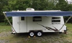**2009 Rockwood Mini-Lite 1809**