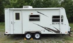 2009 Rockwood Mini-Lite 1809*