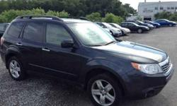 2009 Subaru Forester 4dr Auto X w/Prem/All-Weather PZEV