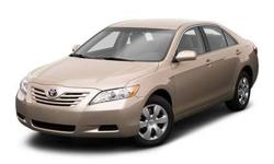 2009 Toyota Camry SDN