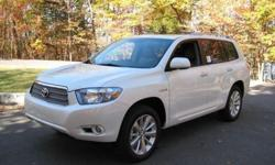 2009 Toyota Highlander Hybrid Limit