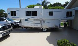 2009 Trailmanor model 2619 , in Port Saint Lucie, Fl