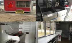 2009 Wells Cargo Concession Food truck Mobile kitche Fully