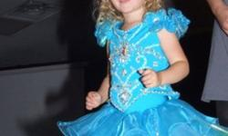 $200 3T-5 Pageant Dress