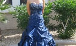 $200 Ball Gown Prom Dress