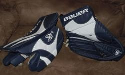 $200 Goalie Equipment Glove & Blocker