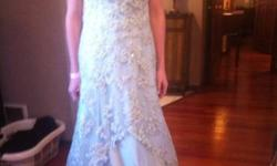$200 Jovani Long Formal Gown