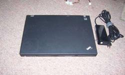 $200 Lenovo Thinkpad T61 with Windows 7 Ultimate
