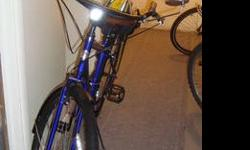 $200 Like New 7spd Mongoose Bike w/Accessories