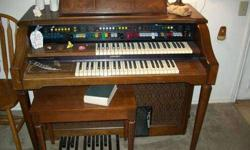 $200 Lowery Personal Organ in Excellent Condition