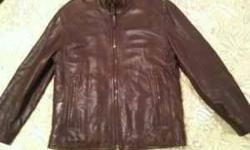 $200 Marc New York Leather Jacket