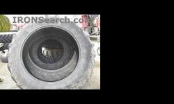 $200 Michelin TRACTOR TIRE 480-80 Tires