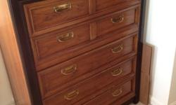 $200 OBO Chest of Drawers