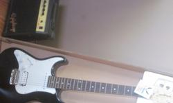 $200 OBO Electric Lefty Guitar- Dean PLAYMATE brand