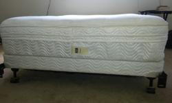 $200 OBO Full Size mattress with box spring