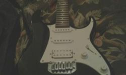 $200 OBO Ibanez Electric Guitar