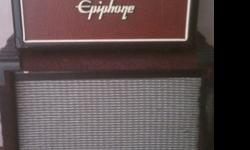 $200 OBO Selling/Trading an Epiphone Valve Jr. with Custom