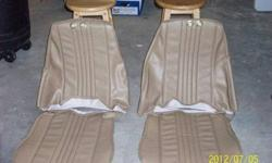 $200 Seat covers for a 1968-1970 Datsun fairlady- NEW