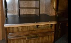 $200 Solid Wood Bookcases