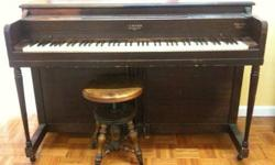 $200 Upright Piano