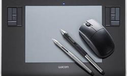 "$200 Wacom Intuos3 Special Edition 6"" x 8"" Graphics Tablet"