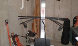 $200 WEIDER Cross Bow home gym