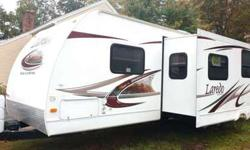 2010 29 foot laredo by keystone super lite series travel
