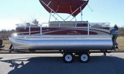2010 Bennington Pontoon 20SFI