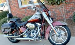 2010 Harley-Davidson Softail-Screamin Eagle CVO FatBoy