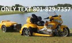 2010 Honda Goldwing Roadsmith Trike