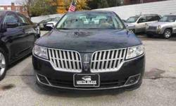 2010 Lincoln MKZ Base AWD 4dr Sedan