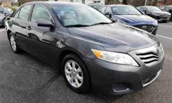 2010 Toyota Camry Moonroof
