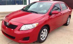 2010 Toyota Corolla LE (25K Miles) Financing Available