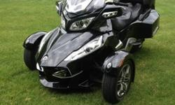 2010Can-Am Spyder RTS