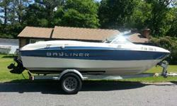 2011 Bayliner Ski/FIsh Boat