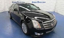 2011 Cadillac CTS 4dr Sdn 3.6L Performance AWD