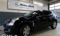 2011 Cadillac SRX Turbo Performance Collection