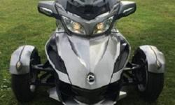 "?;*"" 2011 Can-Am Spyder Rt Audio'';~;F.8**""*"